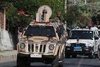 دورية قوات تابعة للحكومة الهندية في كشمير (الفرنسية)
