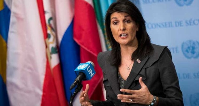 نيكي هيلي: روسيا تعرقل الجهود الرامية لإخلاء شبه الجزيرة الكورية من الأسلحة النووية