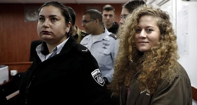 تأجيل محاكمة الطفلة الفلسطينية عهد التميمي إلى الشهر القادم