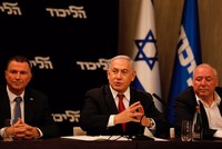 Netanyahu clings to power, reluctant to concede position