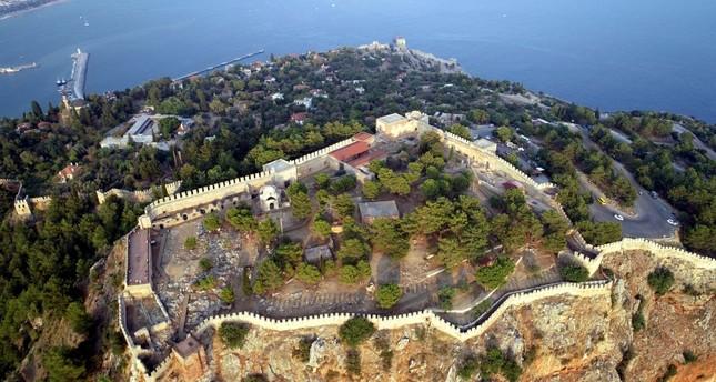 قلعة ألانيا التركية تسعى لدخول قائمة اليونسكو للتراث العالمي