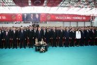 Turkey's Nationalist Movement Party celebrates 50th anniversary