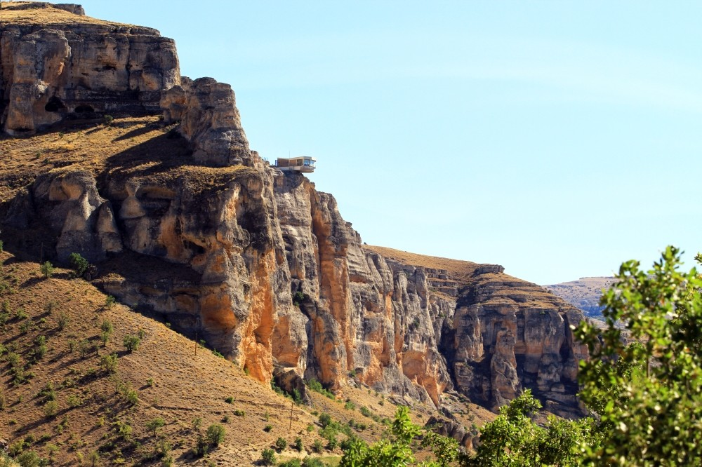 The mesmerizing rock formations of the valley formed some 65 million years ago.