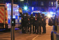 A total of 22 people have been confirmed dead after an explosion at Britain's Manchester Arena late Monday, Greater Manchester Police Chief Constable Ian Hopkins said on Tuesday.  The lone male...