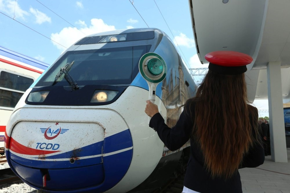 The Ankara-Istanbul High-Speed Rail line was constructed Turkish-Chinese partnership and became operaitonal in July 2014.