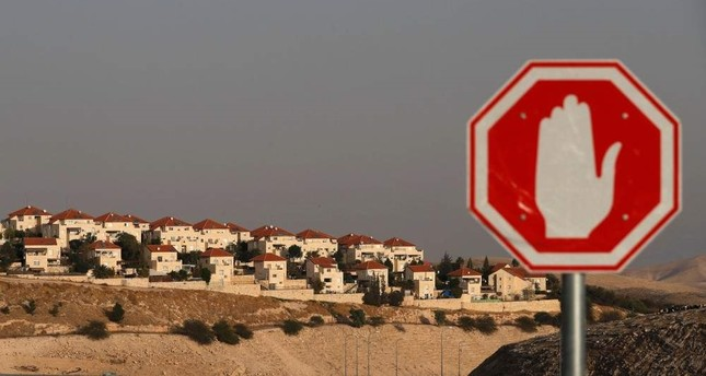 The Israeli settlement of Maale Adumim in the occupied West Bank on the outskirts of Jerusalem, Nov. 26, 2019. (AFP Photo)
