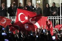 FM Çavuşoğlu criticizes German pressure on Turkish citizens in Hamburg rally