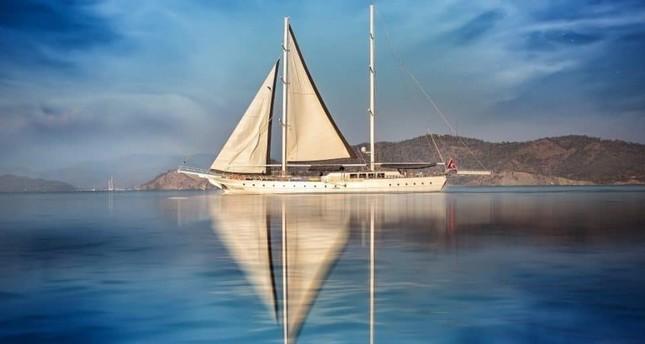 Feel the privilege of a Blue Voyage on the Turkish Riviera