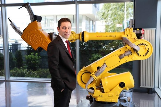 Teoman Alper Yiğit has been the general manager of FANUC Turkey since 2016.