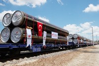 Turkmen gas to potentially transfer via Turkey