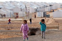 As a bus loaded with 50 refugees and asylum seekers arrives in front of the shabby hotel run by a couple who have decided to convert their family-owned lodging facilities, located in the remote,...