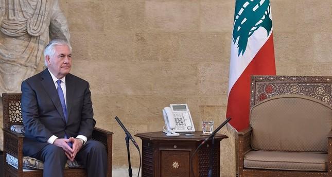 هل تعرض وزير الخارجية الأمريكي لـإهانة دبلوماسية في لبنان؟