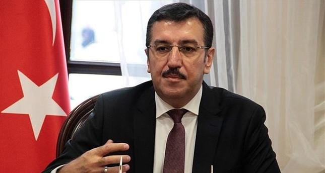 وزير التجارة التركي: نتجاوز الأزمات دائما بتحقيق نمو اقتصادي