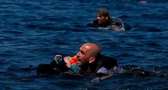 تدفق اللاجئين من تركيا لأوروبا في أدنى مستوى له منذ عام ونصف