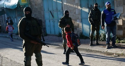 Some 2,800 Palestinians detained by Israel this year, report says