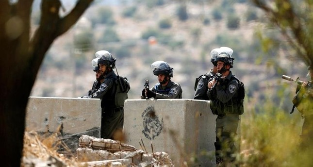 Israeli oppression leaves 4 students wounded