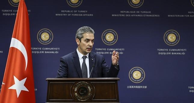 تركيا: تصريحات قادة بشأن القدس خلال مشاركتهم باجتماع إيباك غير مسؤولة