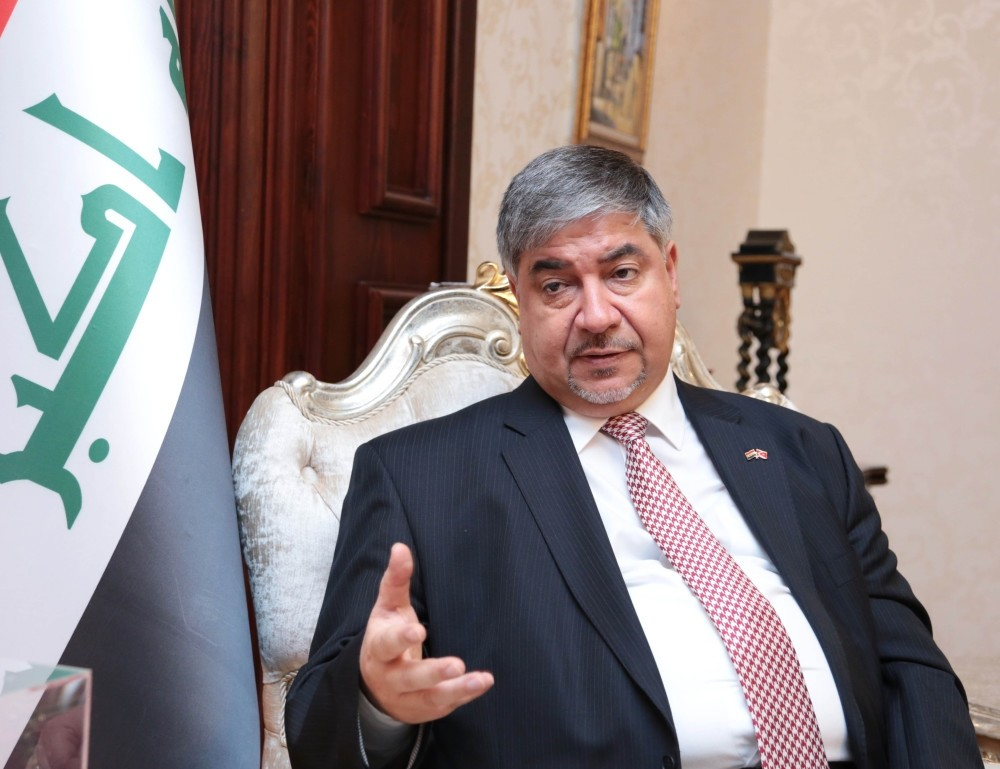 Ambassador Hisham al-Alawi said that Baghdad is willing to cooperate with Ankara to ensure the eradication of Daesh in Iraq and the region.