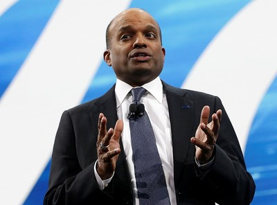 Raj Nair, former Ford executive ousted over allegations of inappropriate behavior. (Reuters Photo)