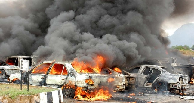 70 قتيلاً على الأقل غالبيتهم من الزوار الإيرانيين في انفجار جنوب شرق بغداد