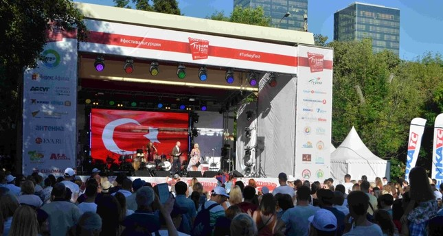 Tourism professionals preparing for Turkey Festival in Moscow