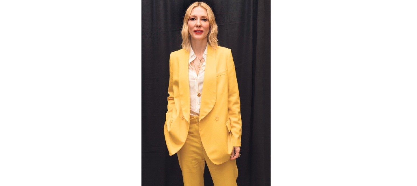 Cate Blanchett recently acted in u201cOceanu2019s 8,u201d featuring a female team that plans to storm the Met Gala.
