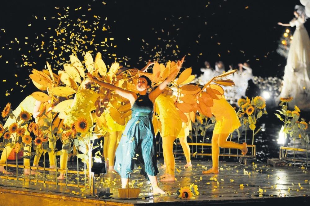 The Sabancu0131 International Adana Theater Festival will start on March 27, World Theater Day.