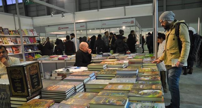 انطلاق فعاليات المعرض الدولي الرابع للكتاب العربي بإسطنبول