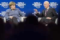 German, Saudi, Chinese voices heard at Davos amid US's questionable global role