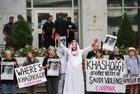 Questions over Saudi 'Davos in the Desert' grow as dropouts increase over Khashoggi case
