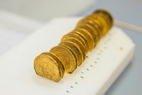Medieval treasure found on site of famous French abbey