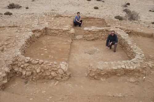 Earliest Islamic site discovered in Qatar desert