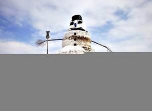 Schneemänner aus der ganzen Welt
