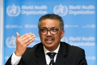 Coronavirus 'world's number one public enemy': WHO's Tedros