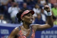 Seven-time Grand Slam champion Venus Williams became the oldest semi-finalist in U.S. Open history at age 37 on Tuesday by defeating two-time Wimbledon champion Petra Kvitova 6-3, 3-6, 7-6 (7/2)....