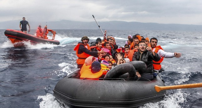 IOM: Nearly 135,000 refugees rescued since 2015 as Turkey continues to take crucial measures