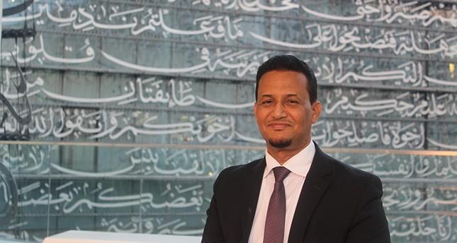 د. محمد الشنقيطي (وكالة الأناضول للأنباء)