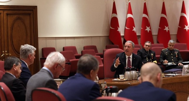 'Turkey doesn't have chemical weapons in inventory'