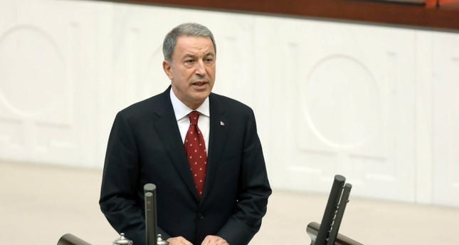 وزير الدفاع التركي: سنواصل علاقاتنا الودية مع الدول المجاورة