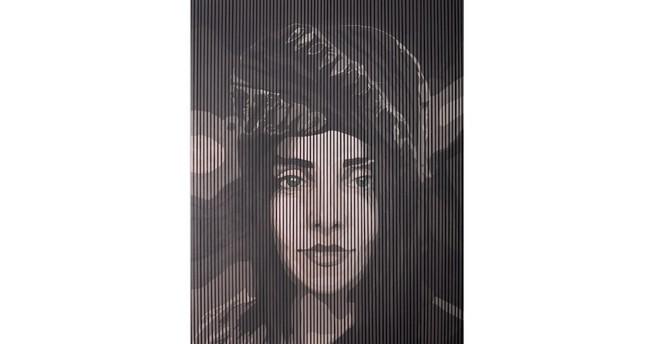 Fatma Zeynep Çilek's second solo exhibition 'Face Book' opens