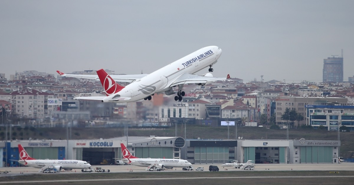 Turkish Airlines' relocation to Istanbul Airport from Atatu00fcrk Airport will take 45 hours and is expected to be completed just before midnight on April 6.