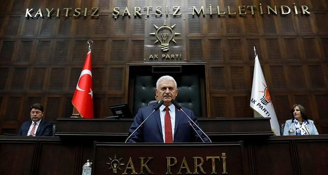 يلدريم: سندعو الرئيس أردوغان إلى الانضمام إلى العدالة والتنمية مجدداً عقب إعلان النتائج الرسمية للاستفتاء