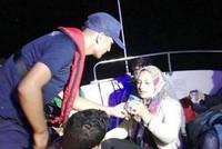 خفر السواحل التركي ينقذ 26 مهاجرا غير نظامي قبالة سواحل بودروم