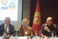 3rd Turkish Film Week kicks off in Kyrgyzstan