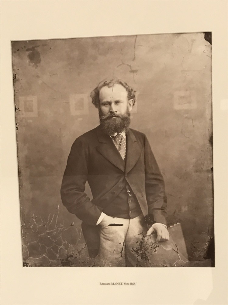 Edouard Manet, 1865.