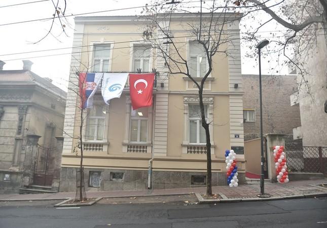 Yunus Emre Institute at Dobracina 38, Belgrade
