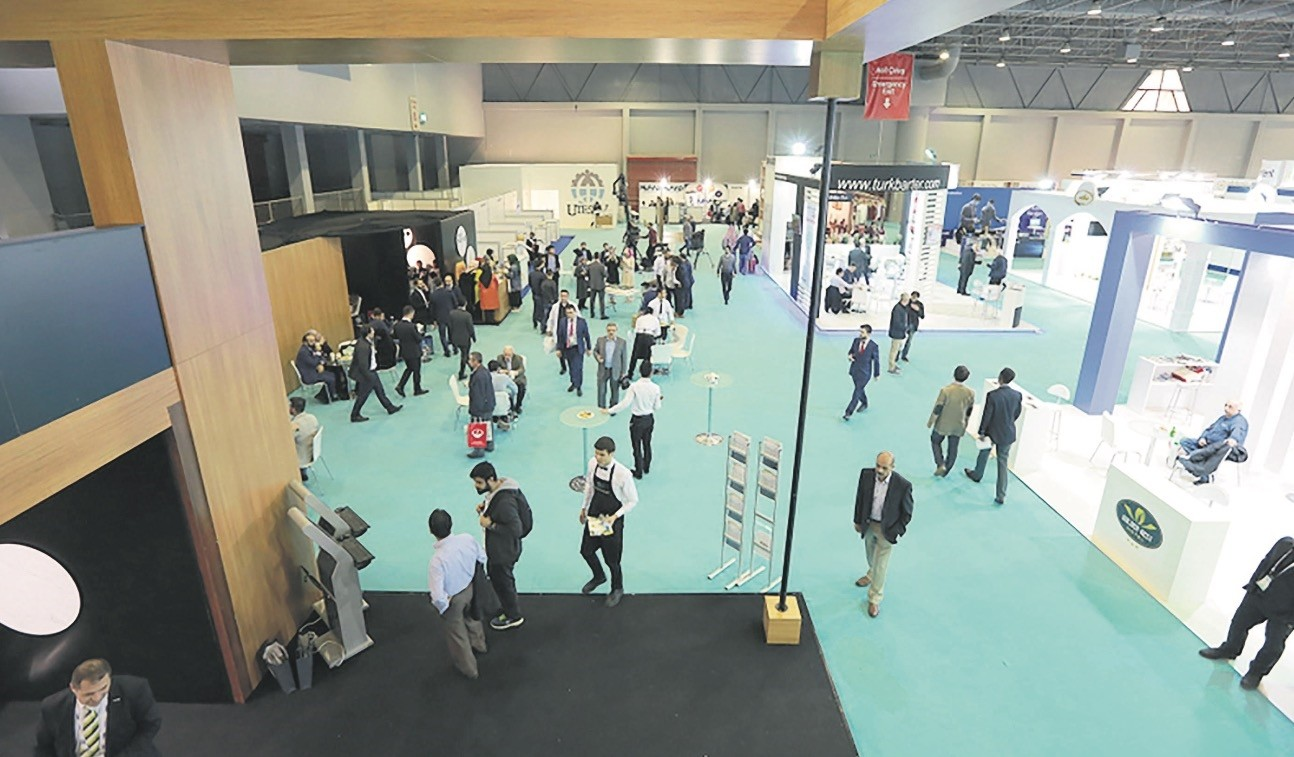 Foreign investors from 140 countries are expected to attend the 17th Mu00dcSu0130AD EXPO, which launches today and closes on Nov. 24.