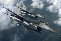 Turkish jets destroy 11 PKK targets in Iraq's Qandil region