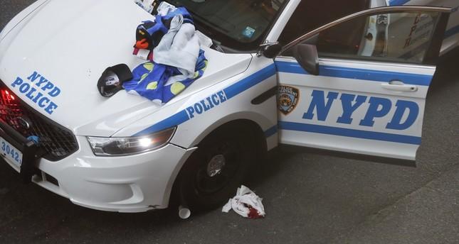 ثلاثة جرحى من الشرطة و18 رصاصة للسيطرة على رجل في نيويورك