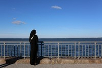 1 in 4 Muslim women shoved on NYC subway: survey